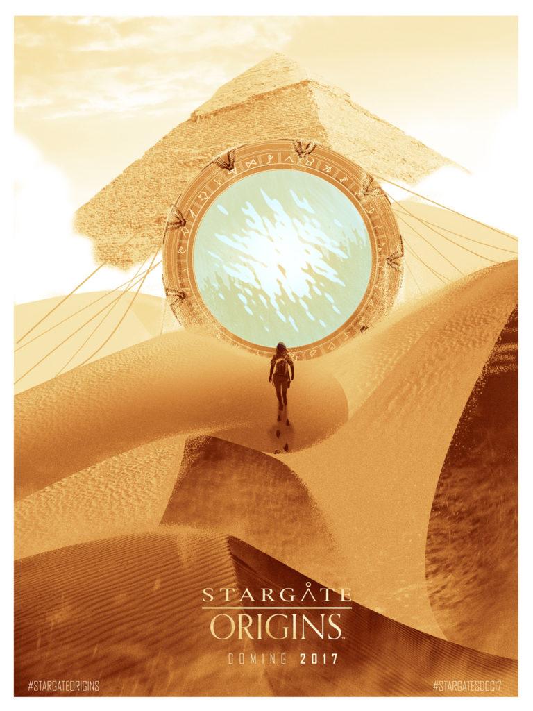 Stargate Origins - Poster