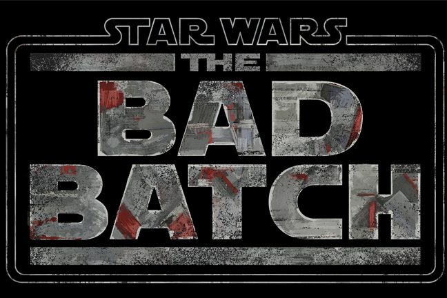 Star Wars: The Bad Batch Animationsserie Disney+