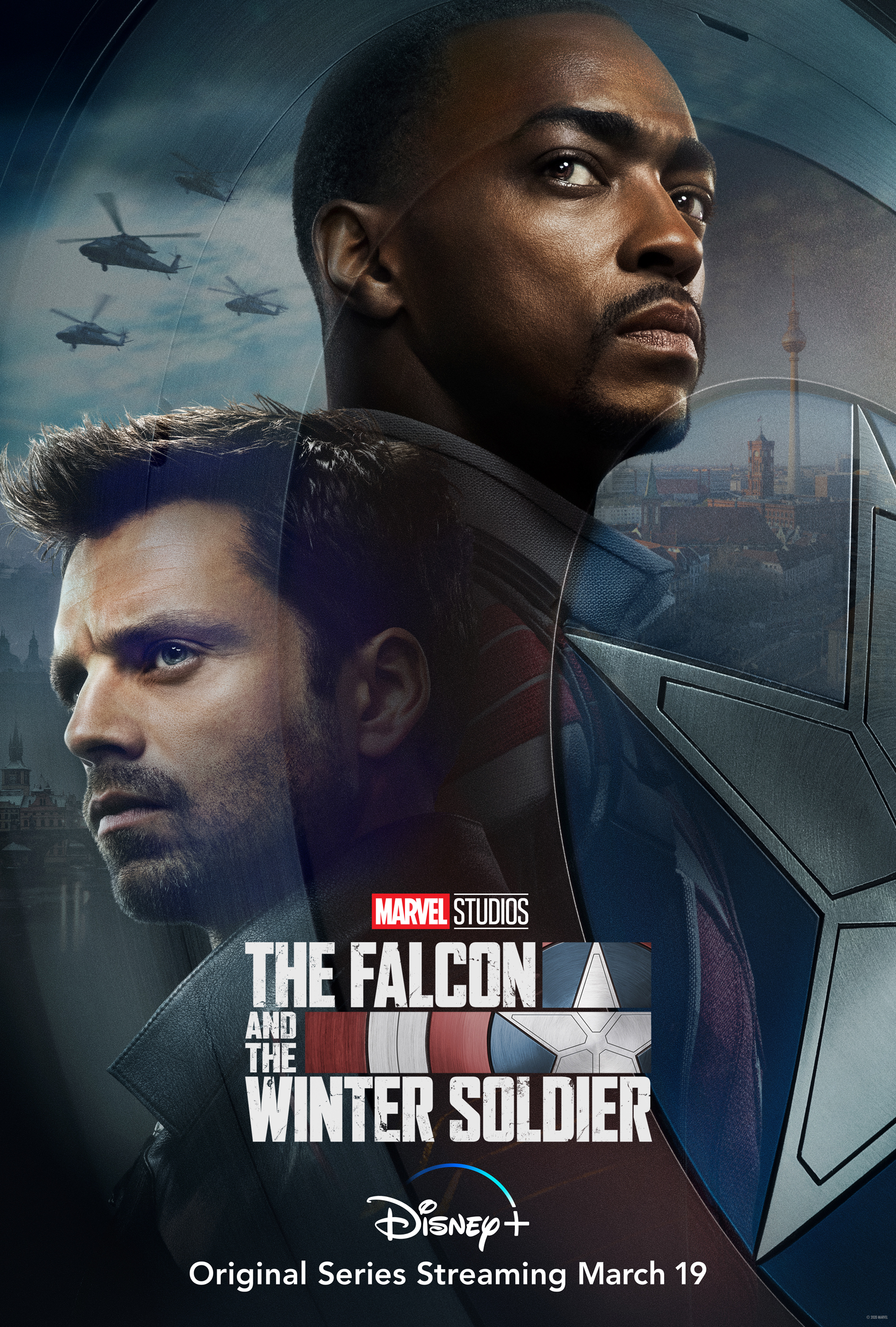 The Falcon and the Winter Soldieir - Poster - News - Teaser