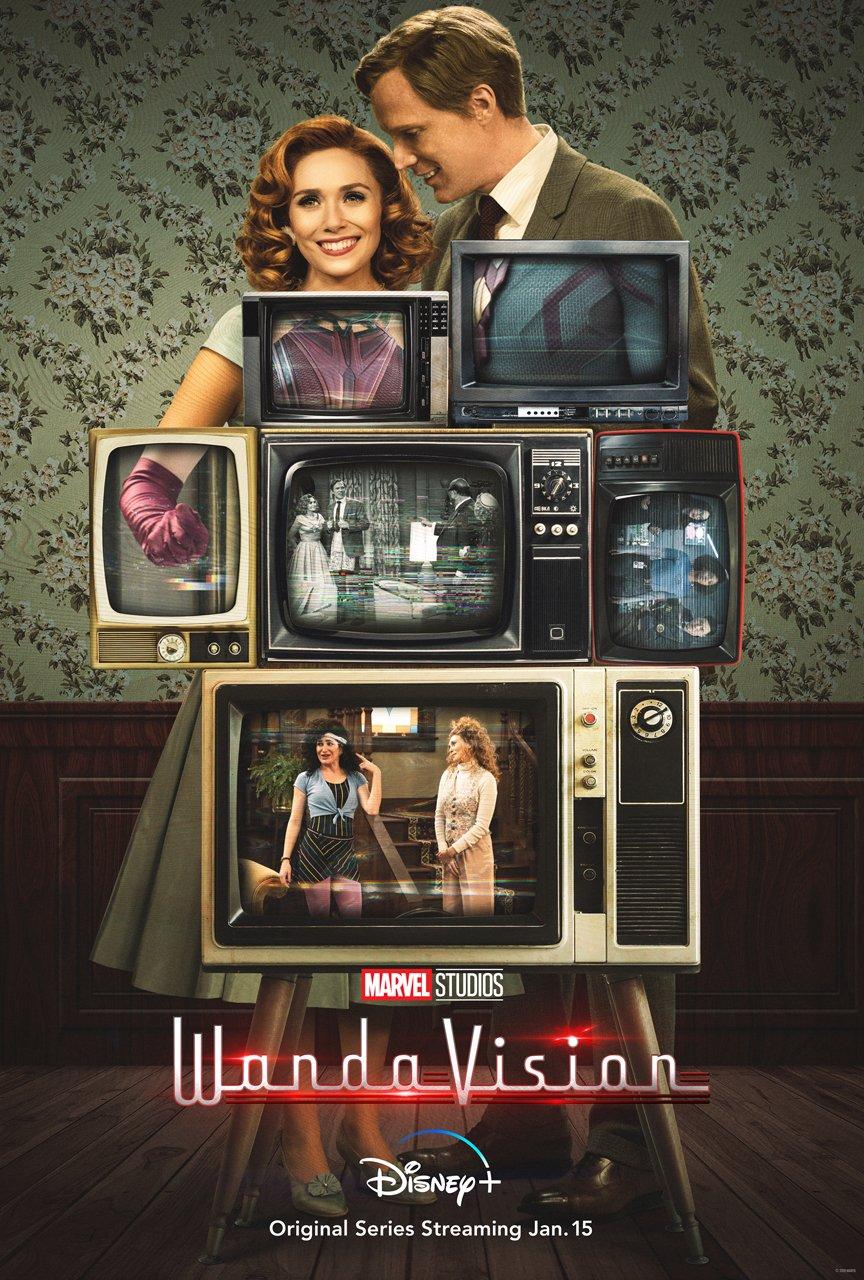 Marvel´s WandaVision - Disney+ - Teaser - News