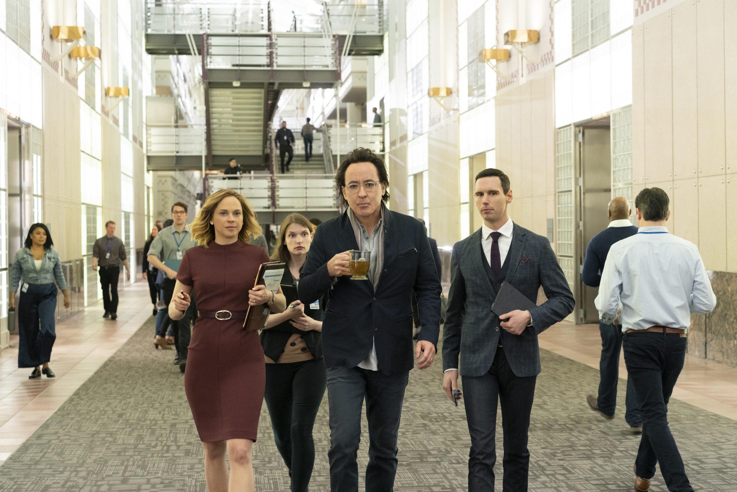 Gotham-Star Cory Michael Smith in Utopia Staffel 1 - Amazon